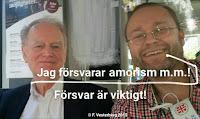 Image on Sveriges f.d. försvarsminister Anders Björck
