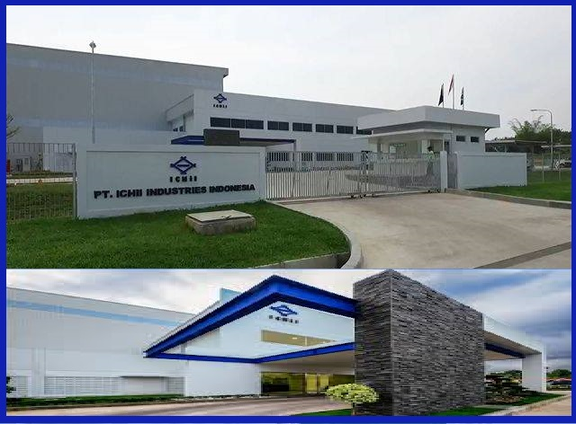 Info Lowongan Kerja Via Pos PT. Ichii Industries Indonesia Terbaru 2017