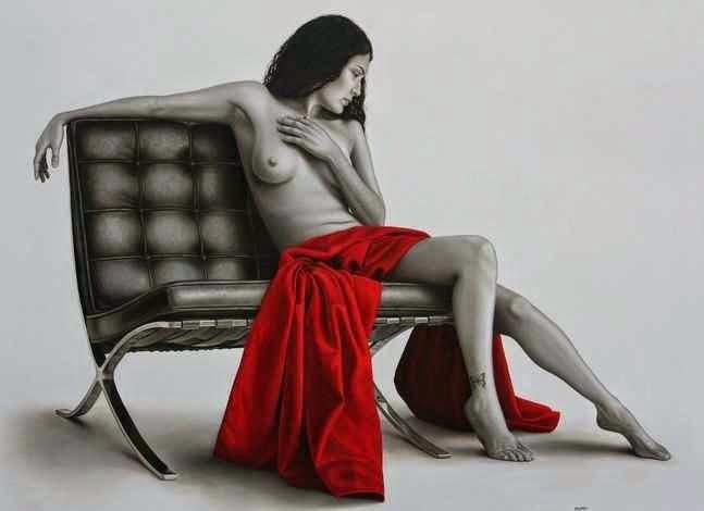 Реалистичные картины Омара Ортиса
