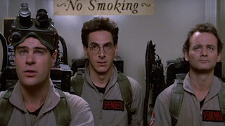 Ghostbusters talent
