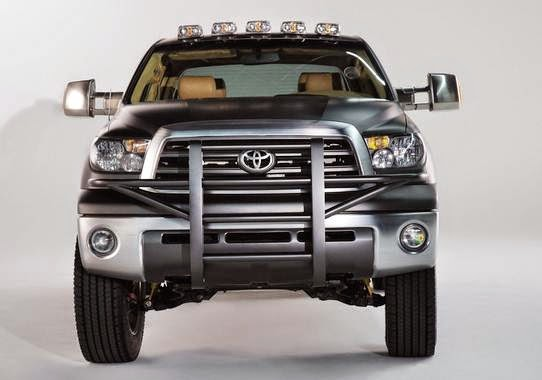 2015 Toyota Tundra Diesel Dually Uk