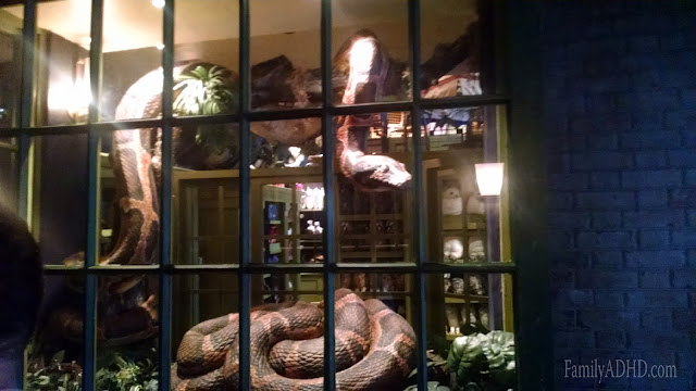 Magical Menagerie Diagon Alley Wizarding World of Harry Potter Orlando Tips & Review Family Travel 2015