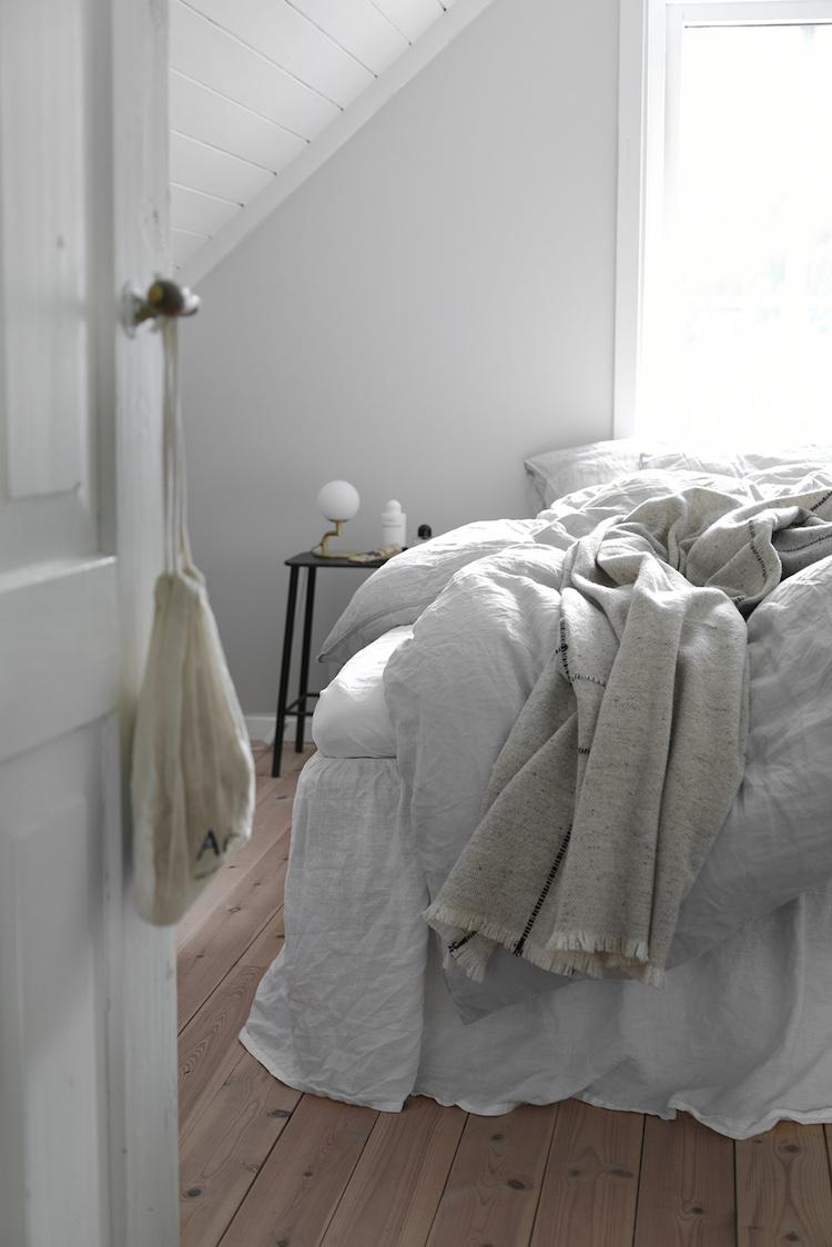 A Delightfully Elementary Norwegian Attic Sleeping Accommodation