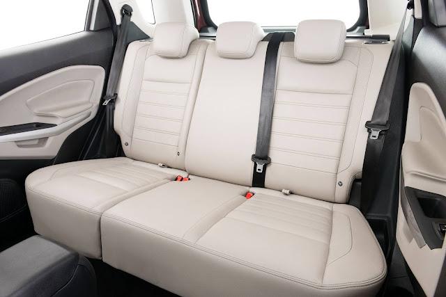 Ford EcoSport 2018 - interior