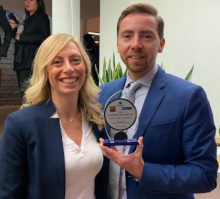 Al Gruppo Morandi il premio il Logistico dell'Anno 2018