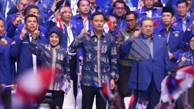 SBY Bermunajat Cinta Minta Tuhan Kirimkan Gubernur yang Baik Hati