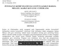 Contoh Jurnal Sains Malaysia Format Pdf Download – Sikap, Sains, Penguasaan Konsep Asas Sains – Hubungan Sikap Terhadap Mata Pelajaran Sains Dengan Penguasaan Konsep Asas Sains Pelajar Tingkatan Dua