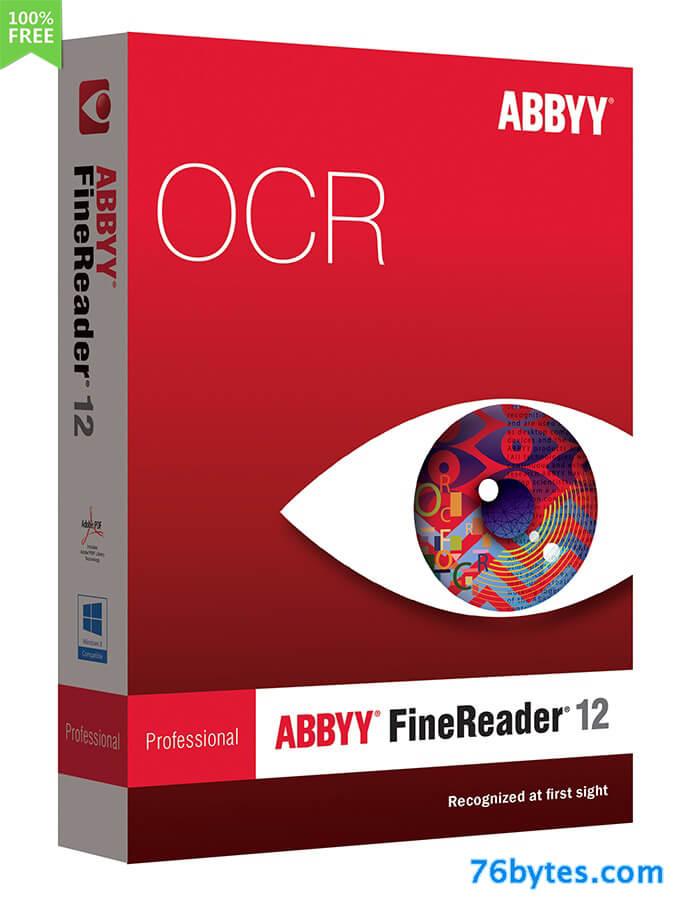 ABBYY FineReader Pro Crack FREE Key PC MAC