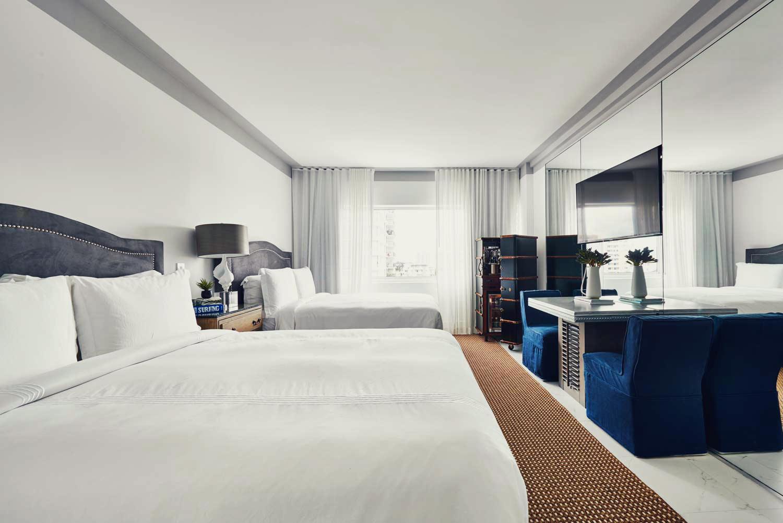 Nautilus Hotel Miami Room