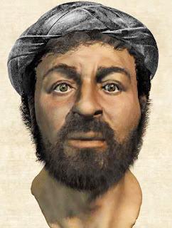 das wahre Gesicht von Pythagoras rekonstruiert