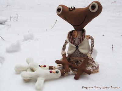 царевна лягушка игрушка
