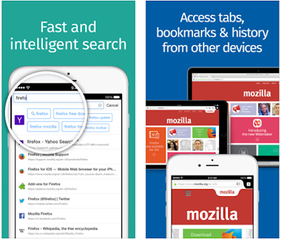 Firefox Web Browser by Mozilla is a really popular web browser on PC and laptops. But have you tired it on your iOS device