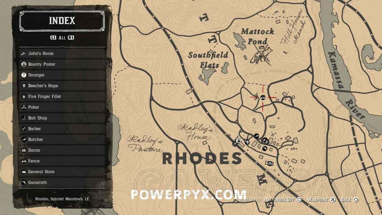 碧血狂殺 2 (Red Dead Redemption 2) 黑市可購買面具圖鑒及裝備方法   娛樂計程車