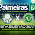 LINKS AO VIVO Palmeiras x Chapecoense 20/08/2017