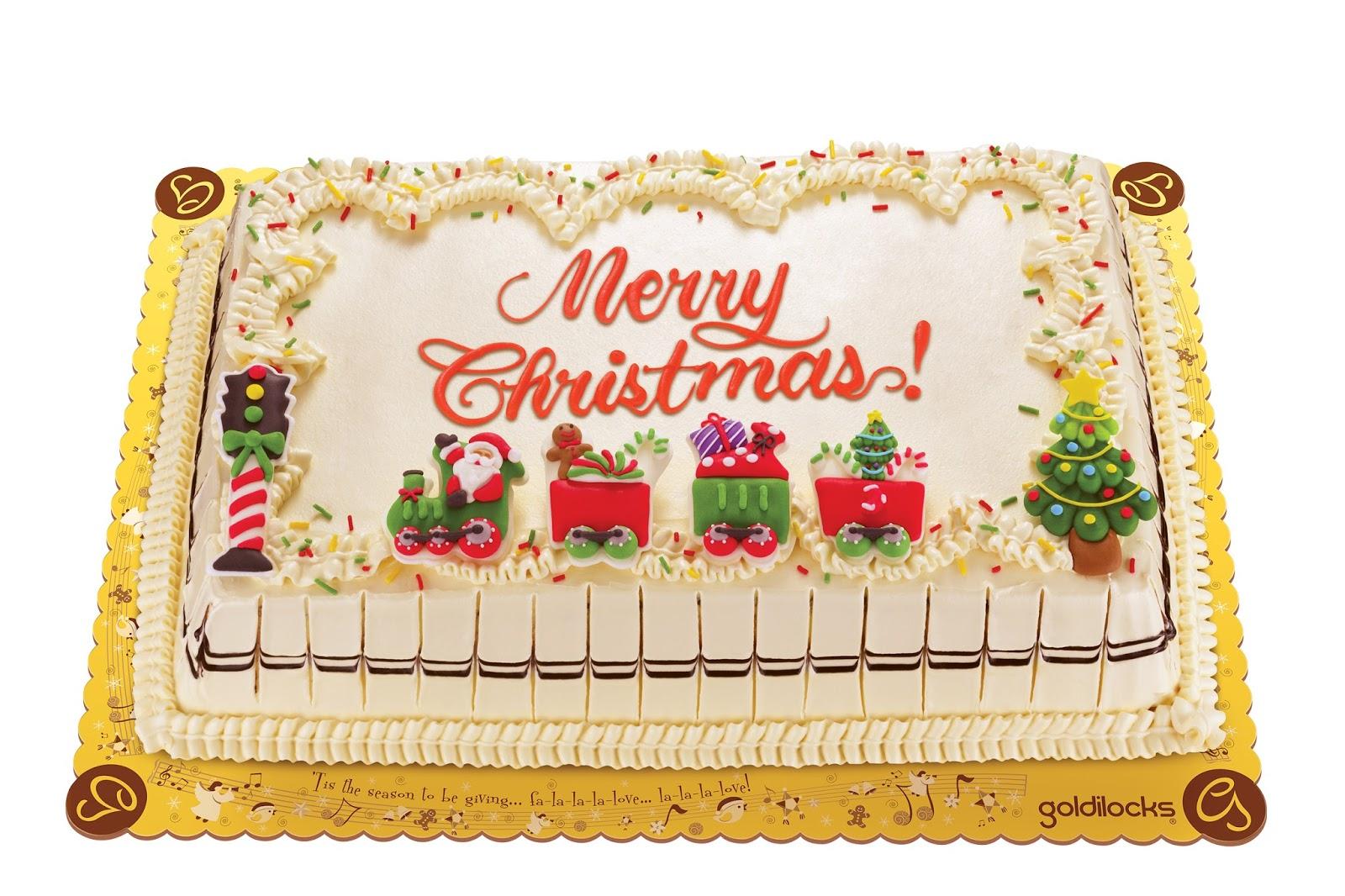 Non Stop Christmas Sarap From Goldilocks Bakeshop