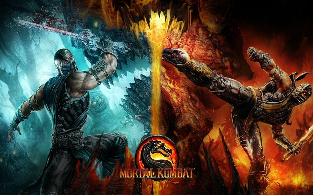 Mortal Kombat Komplete Edition Download Poster