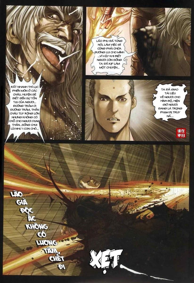 Ôn Thụy An Quần Hiệp Truyện chap 22 trang 16