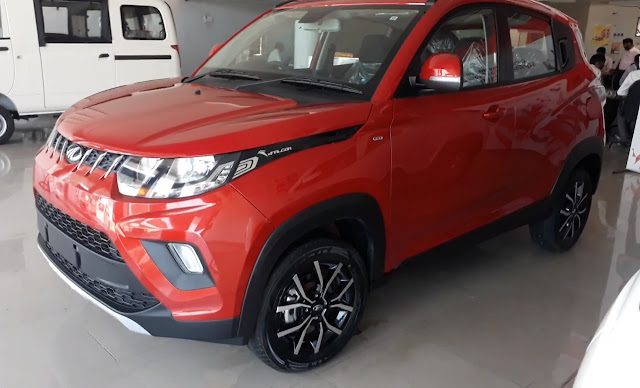 Mahindra KUV100 NXT