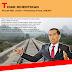 """Jokowi : """"Proyek Rel Jambi - Palembang Tetap Berlanjut"""""""