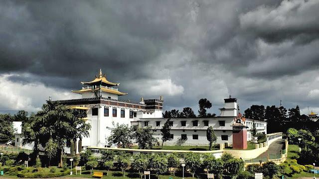 Ttibetan Buddhist Temple Dehradun