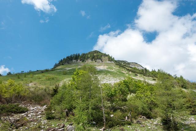 Von Hintersee aufs Gennerhorn  Wandern Fuschlseeregion  Osterhorngruppe 07
