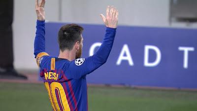 UCL-04 Barcelona 3 vs 0 Liverpool 01-05-2019