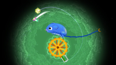 Gravity Ghost Game Screenshot 7