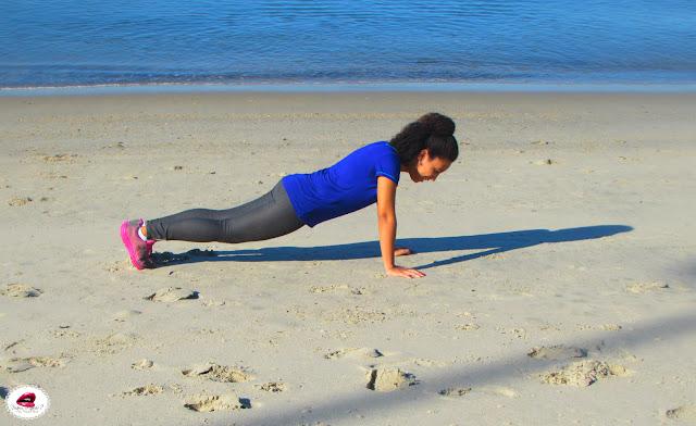 Flexão de Braço exercício  -Vamos Papear?