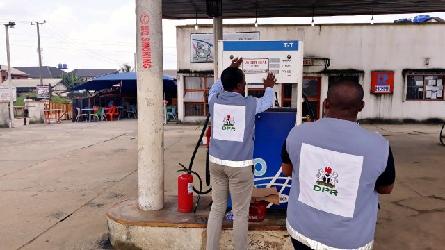 Illegal Fuel Stations Sealed In Akwa Ibom State