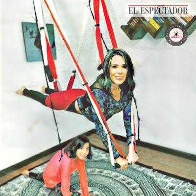 METODO AEROYOGA (YOGA Y PILATES  AEREO BY RAFAEL MARTINEZ ) APLICADO A LA PSICOLOGIA INFANTIL CON CAROLINA SALAS