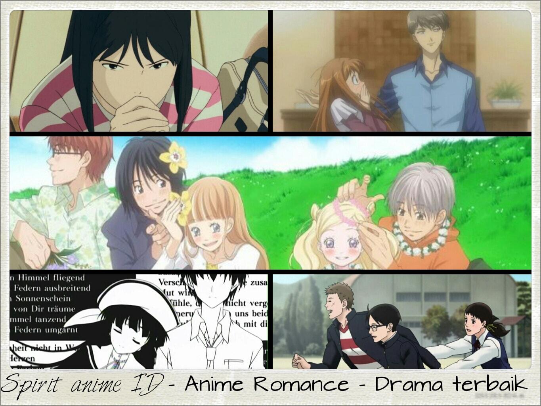 Sampul Depan Rekomendasi Anime Romance