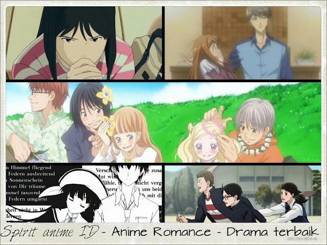 52 Rekomendasi Anime Romance - Drama Terbaik dengan Kisah Cinta buat sesak di Dada