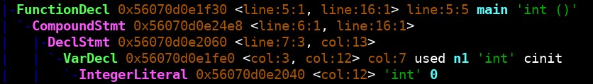 shramos's site!: Static code analysis: Traversing the AST
