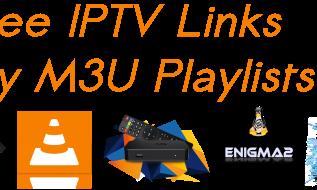 Free Daily M3U Playlist 24 December 2017