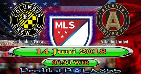 Prediksi Bola855 Columbus Crew vs Atlanta United 14 Juni 2018
