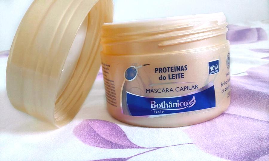 Bothânico Hair - Máscara Capilar Proteínas do Leite