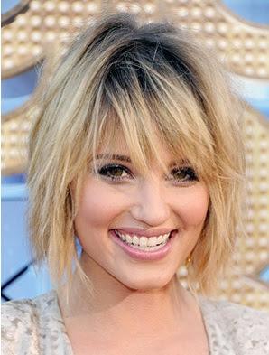 model tatanan rambut degradasi warna wanita tahun 2010