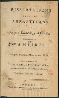 "A photograph of the title page for ""Dissertations,"" dated 1759."