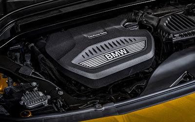 2018 BMW X2 Engine