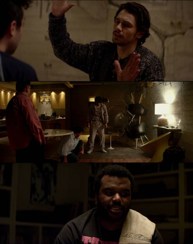 This Is the End (2013) HD 1080p Latino