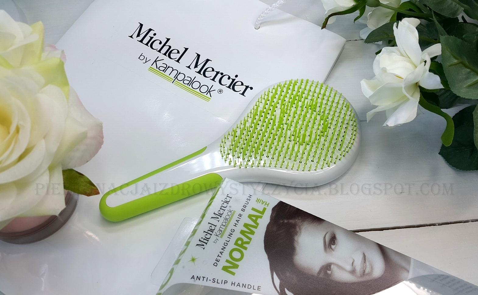 Upominki See Bloggers - szczotka do włosów normalnych Michel Mercier