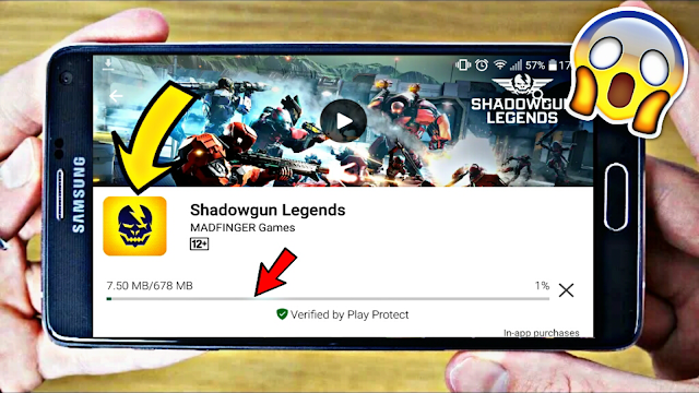 Shadowgun Legends How To Download On Android