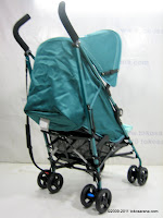 4 CocoLatte CL399 Ice Buggy Baby Stroller