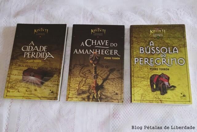 Trilogia-Kalixti, Pedro-Terrón