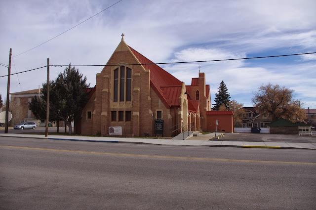 Churches Of The West St Thomas Episcopal Church Rawlins