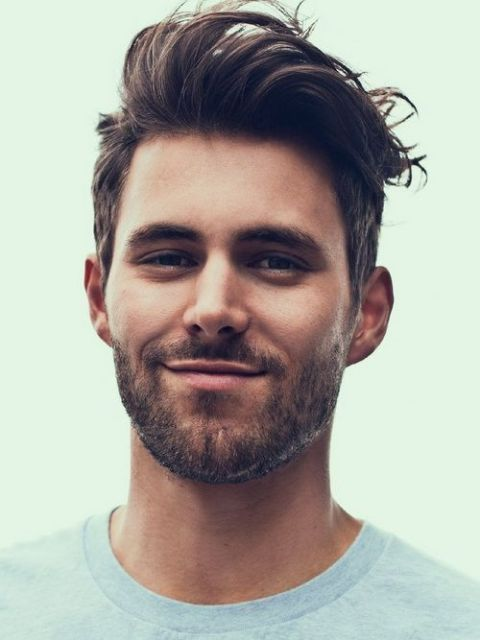 how to find the perfect hairstyle men