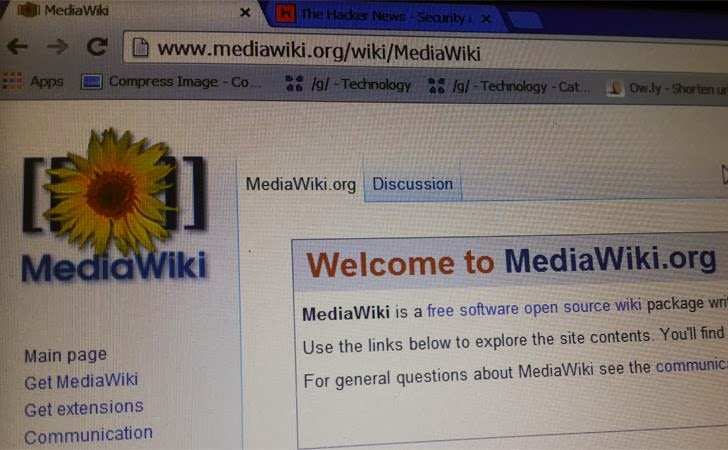MediaWiki Remote Code Execution vulnerability leaves Wikipedia open for Cyber attacks