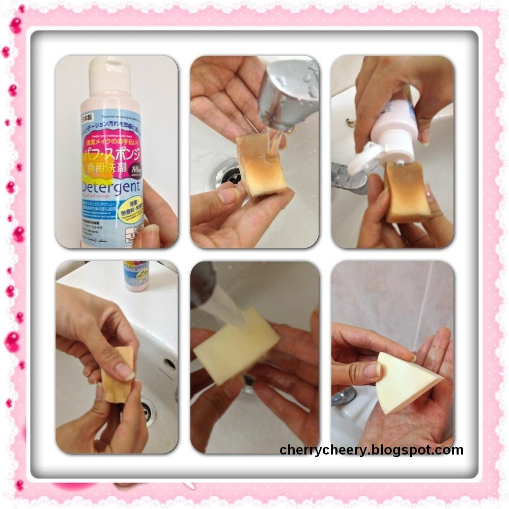 How To Clean Bathroom Wall Stains: How To Clean Makeup Sponge