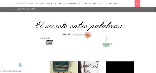 http://elsecretoentrepalabras.blogspot.com.es/