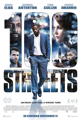 100 Streets 2016 DVD R2 PAL Spanish